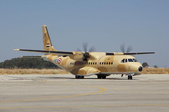 C-295 ВВС Египта