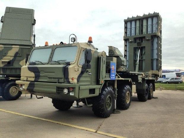 Самоходная пусковая установка 50П6 (c) Виталий Кузьмин