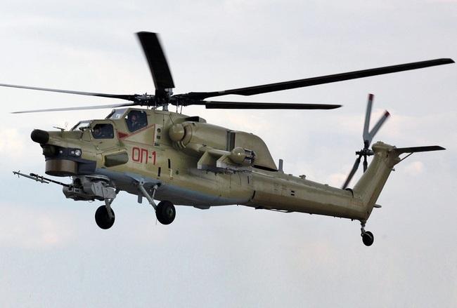Ми-28УБ (c) «Вертолеты России»