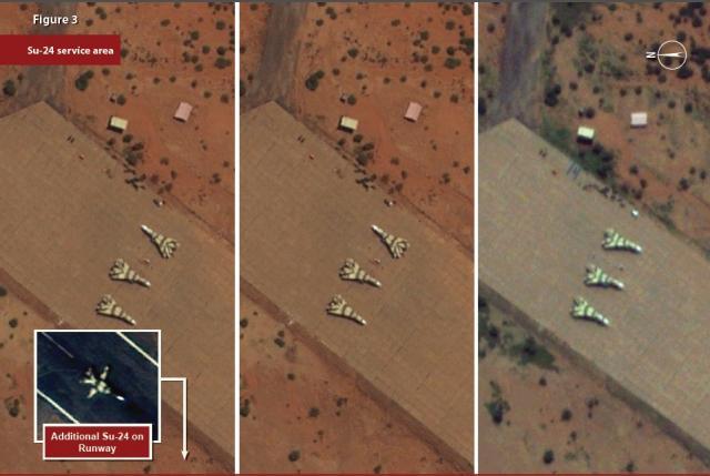 Су-24 в Судане