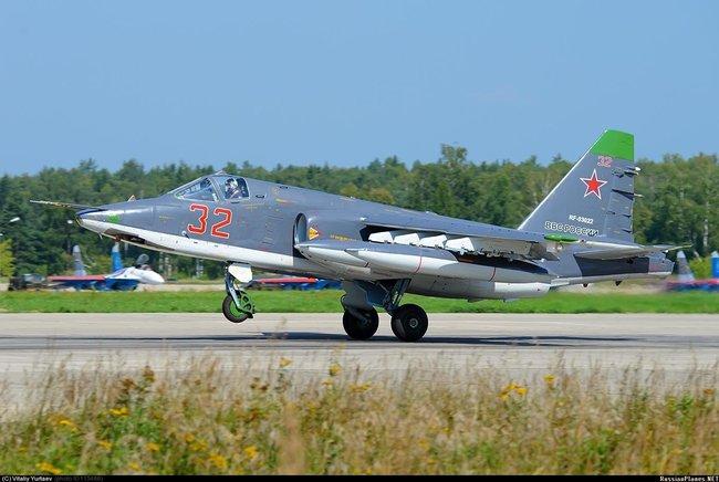 Су-25СМ2 (с) Виталий Юртаев russianplanes.net