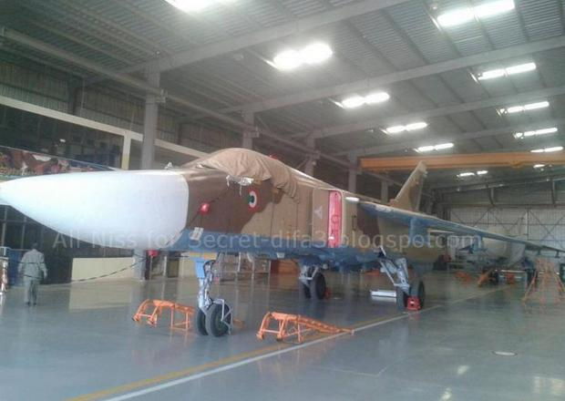 Су-24М ВВС Судана (с) secret-difa3.blogspot.ru