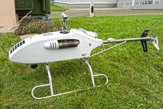 БЛА вертолетного типа «INDELA-IN.SKY» (c) missiles2go.ru
