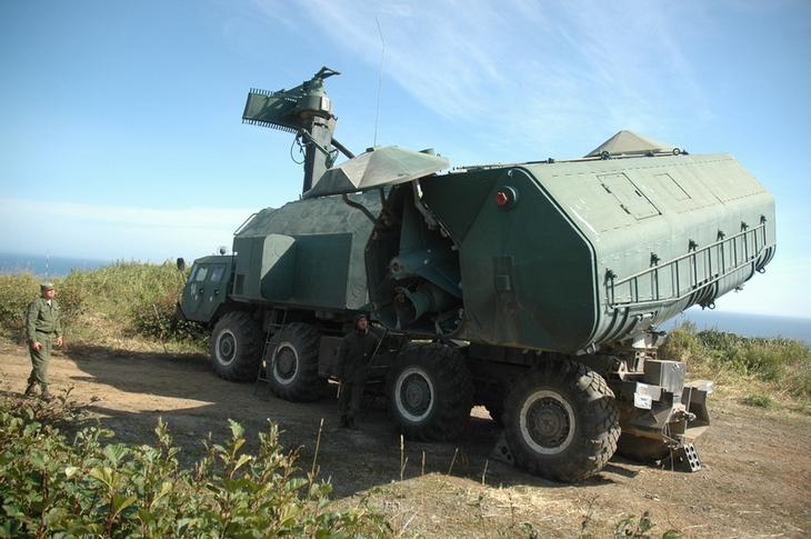 ПКРК 4К40 «Рубеж»