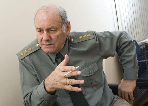 президент Академии геополитических проблем Леонид Ивашов
