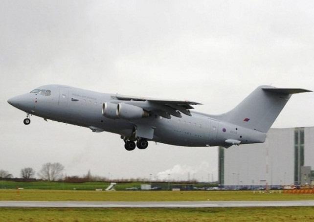 BAe 146/Avro RJ (c) BAE Systems
