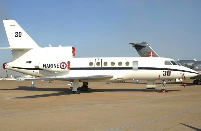 Falcon 50 Marine (c) Dassault Aviation