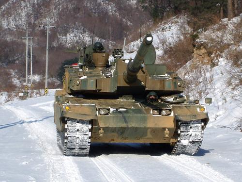 танк K-2