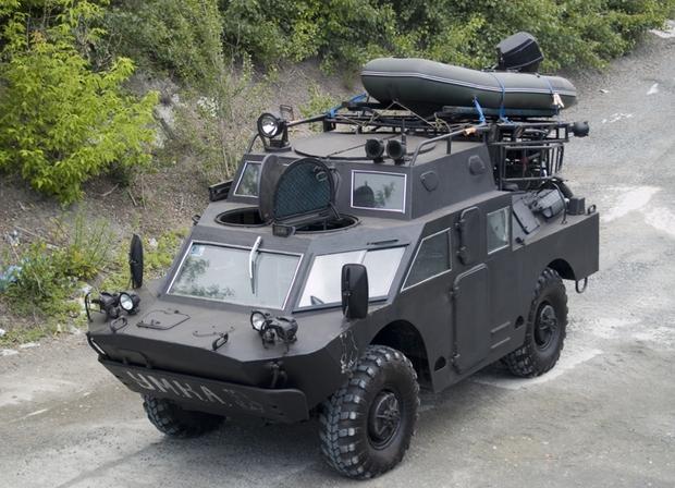 БРДМ-2 УМКА (c) umka.sova