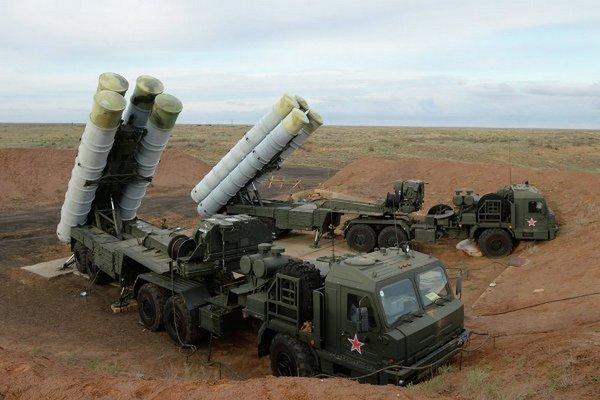 ЗРС С-400 (c) vodolei30m.livejournal.com