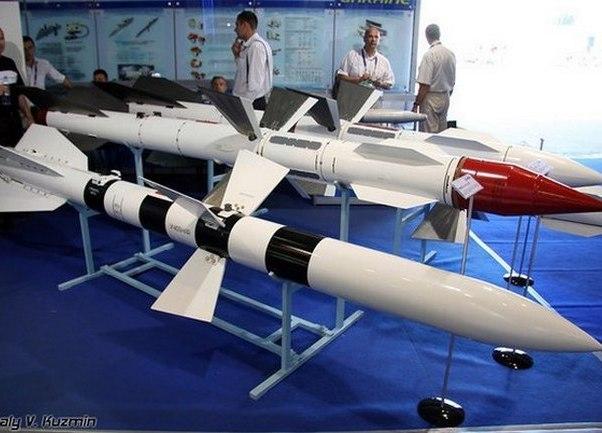 УР Р-27 класса «воздух-воздух»