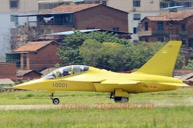 L-15 с украинскими двигателями