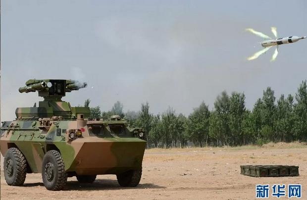 ПТРК HJ-9 (c) chinesemilitaryreview.blogspot.com