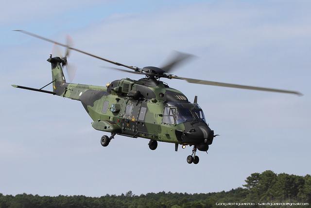 NH90 TTH ВВС Финляндии (c) Gonçalo Figueiredo