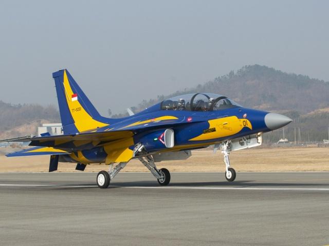T-50i Golden Eagle (c) www.lanud-iswahjudi.mil.id
