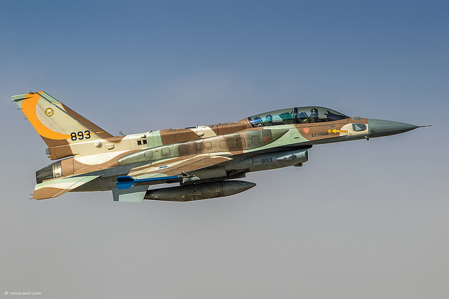 F-16I Sufa (c) www.flickr.com