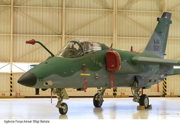 A-1M  ВВС Бразилии
