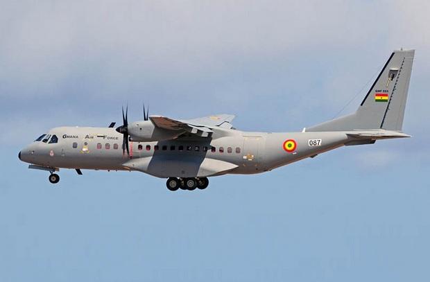 C-295 ВВС Ганы