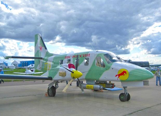 самолет Рысачок
