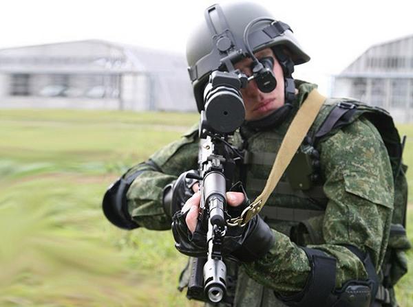 Комплекс «Солдат — боевые системы» (c) vsr.mil.by