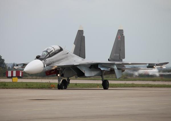 Су-30СМ (c) www.zonamilitar.com.ar