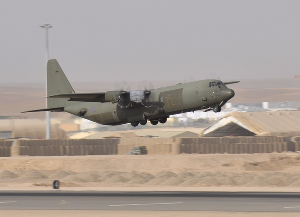C-130 ВВС Великобритании