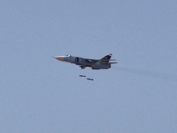 Су-24 ВВС Сирии