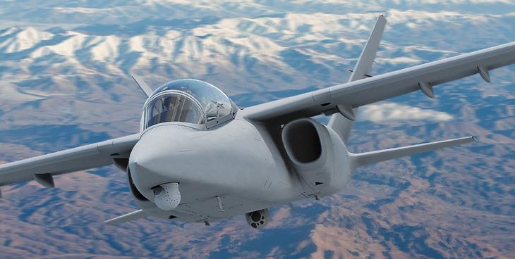 Самолет Scorpion (c) www.scorpionjet.com