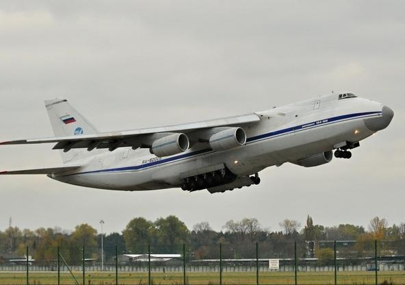 Ан-124 «Руслан» (c)Karel Boháč  www.planes.cz