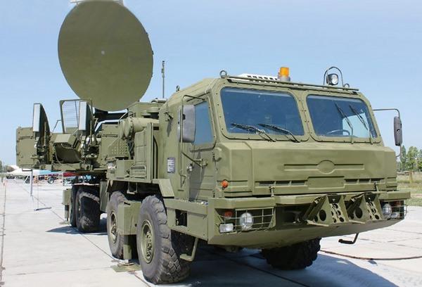 Станция радиоэлектронного подавления 1Л269 Красуха-2 (c) militaryrussia.ru