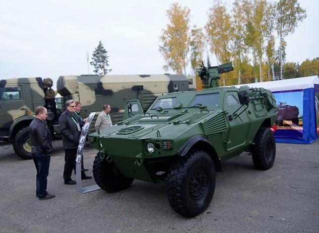 Panhard M-11 (с) Алексей БУЛАТОВ