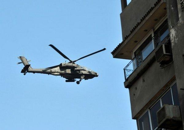 AH-64 ВС Египта (c) Scott Malone