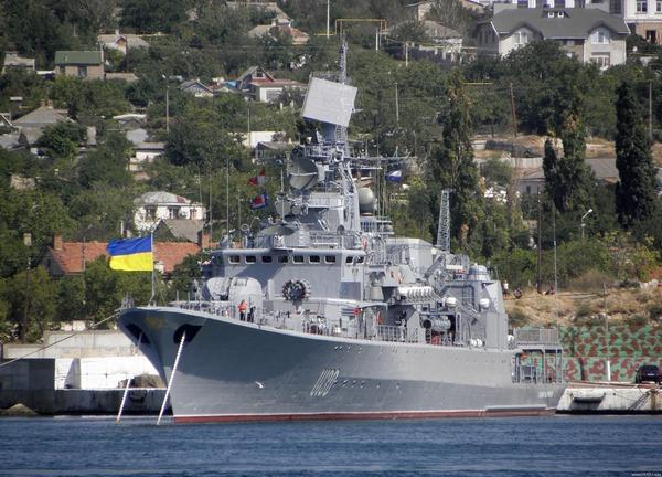 фрегат «Гетьман Сагайдачний»