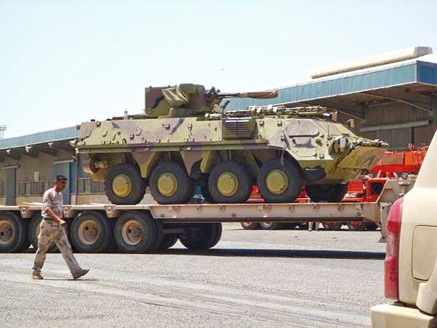 БТР-4 ВС Ирака