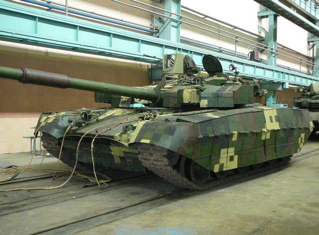 танк «Оплот»