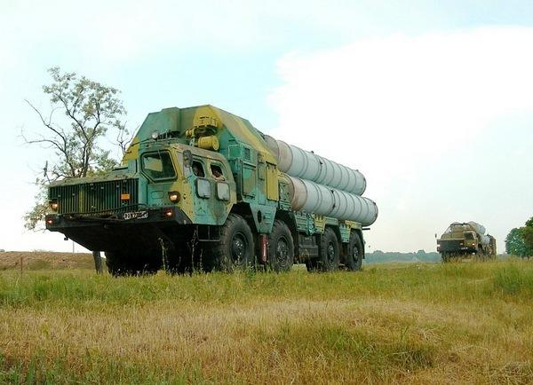 Система С-300 ВС Украины (c) vk.com/mil_in_ua