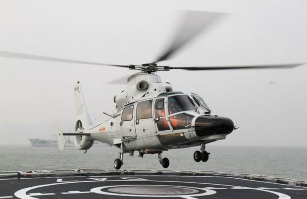 вертолет Z-9C