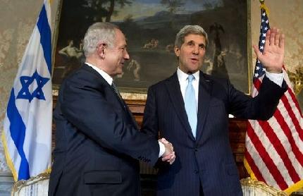 Биньямин Нетаньяху и Джон Керри спорили о ядерной программе Ирана  Фото Reuters