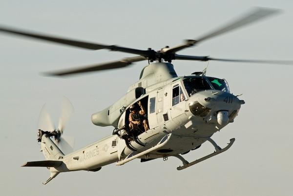 VX-31 UH-1Y (c) 2007 Dan Stijovich