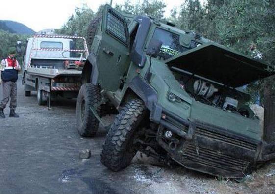 бронеавтомобиль Ural