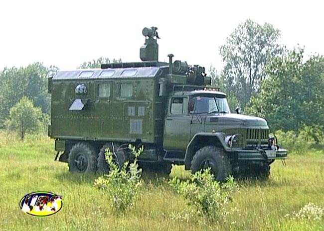 Первый опытный комплекс Каштан-3М (с) www.aviafilm.com.ua