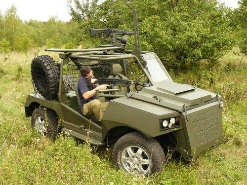 Lekki pojazd uderzeniowy LPU-1