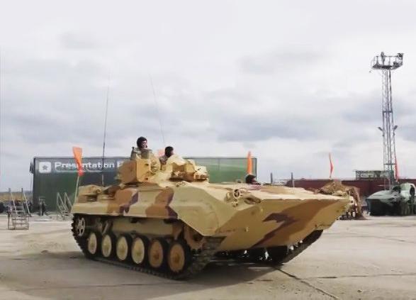 ПРП-4А «Аргус» на RAE-2013