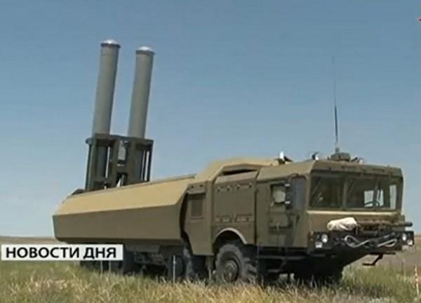 противокорабельный ракетный комплекс Бастион