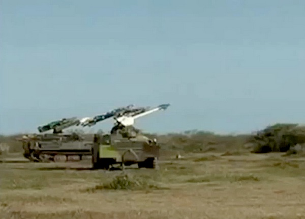 Кубинский ЗРК с Р-13М (с) www.militar.org.ua