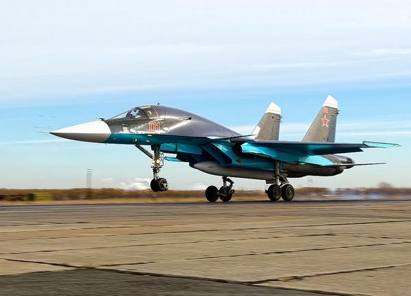 Су-34 (c) DED-CHEL / CHELTEAM / www.avsim.su/forum