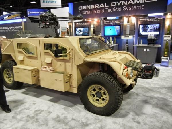 Flyer Armored Тактический автомобиль