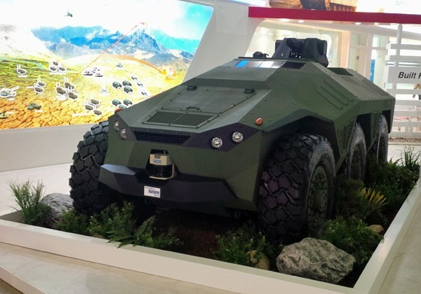 проект Future Combat Vehicle (FCV)