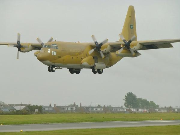 C-130 ВВС Саудовской Аравии (c) www.fightercontrol.co.uk