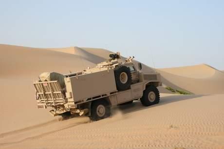RG-31 «Аграб»